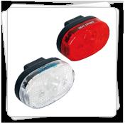 Fiets Onderdelen & Accessoires Fiets Verlichting & reflectoren